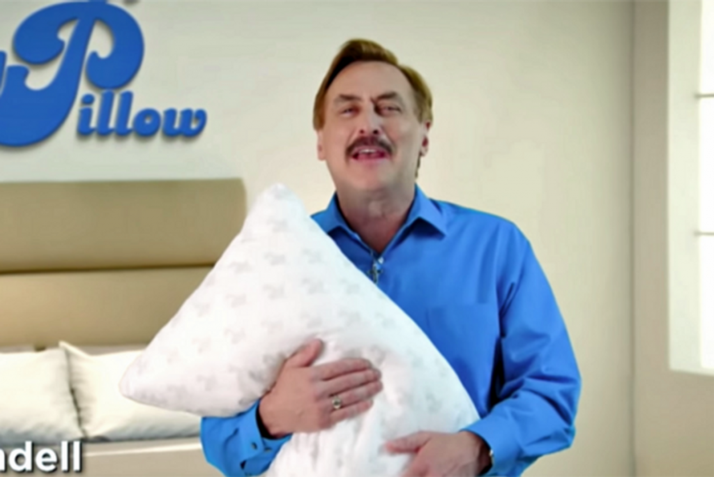 Another large retailer has quietly pulled MyPillow from their shelves over election fraud fall-out: report (rawstory.com)