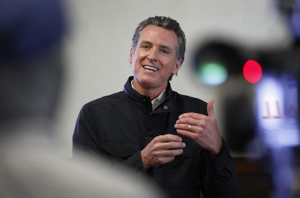 Gov. Gavin Newsom's anti-recall strategy: Brand the other side as Republican (rawstory.com)