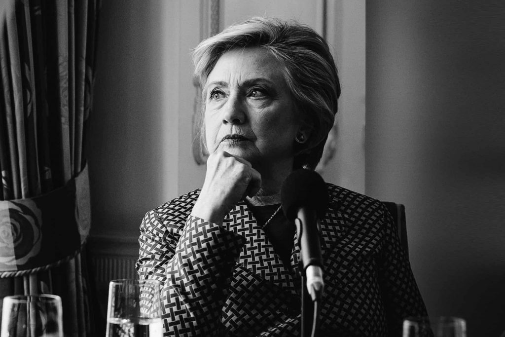 Hillary Clinton: 'There has to be a global reckoning with disinformation' (theguardian.com)