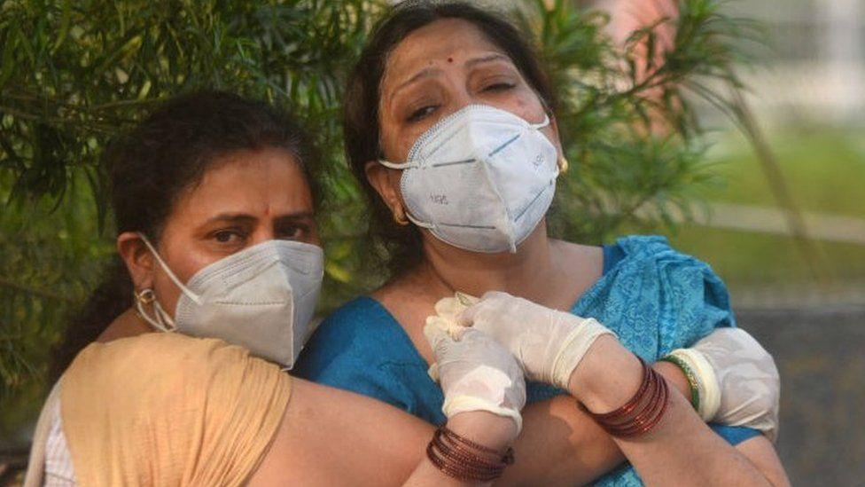 Coronavirus: How India descended into Covid-19 chaos (bbc.com)