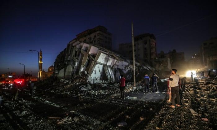 Israel-Gaza violence: death toll rises as UN envoy warns over escalation (theguardian.com)