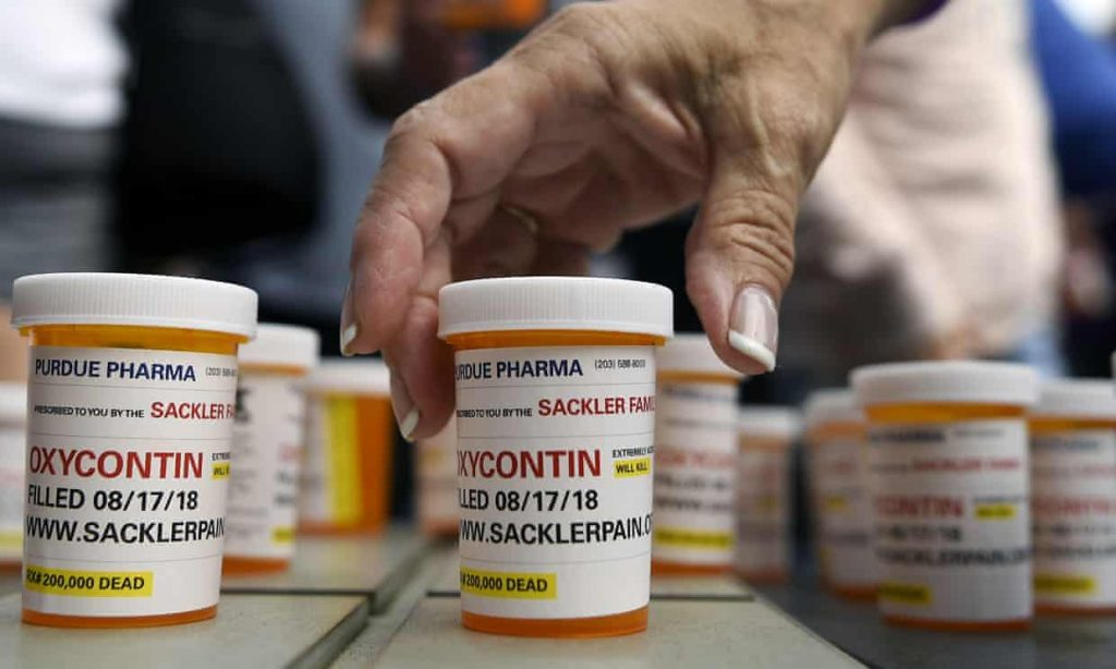 US states oppose 'unjust' plan to shield Sackler wealth in opioid settlement (theguardian.com)