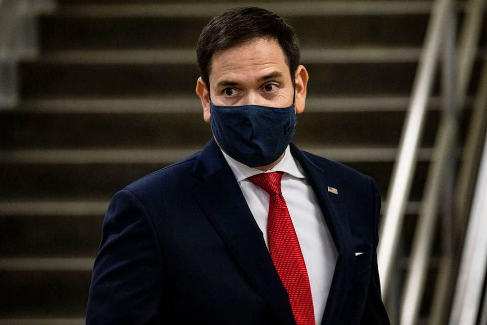 Sen. Rubio, prove you're more than a Trump sycophant: Vote to create Jan. 6 commission (rawstory.com)