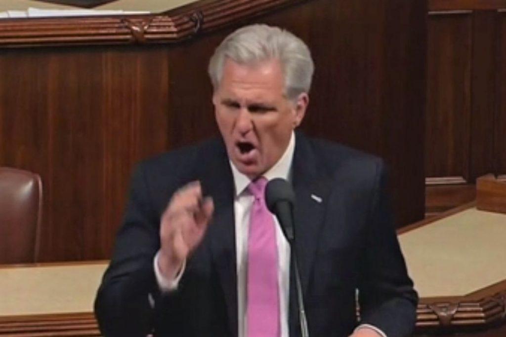 CNN fact-checker dismantles Rep. Kevin McCarthy's 7-minute flurry of false claims (rawstory.com)
