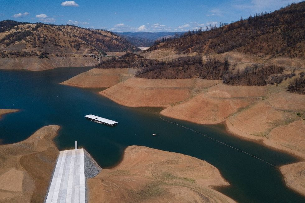 California is already in throes of drought — and there are fears of massive fires (rawstory.com)