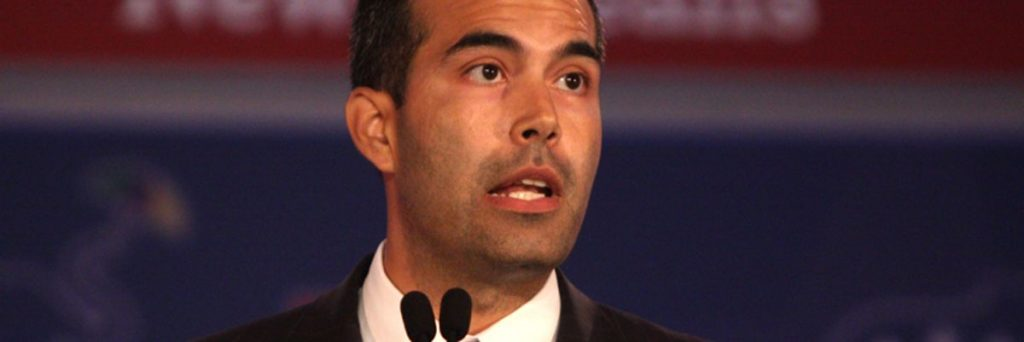 'Please clap': George P. Bush mocked after awkward typo while trying to attack Liz Cheney (rawstory.com)