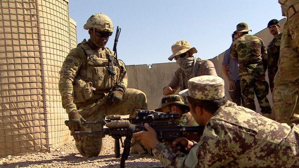 Biden announces U.S. military mission in Afghanistan will end on August 31 (cbsnews.com)