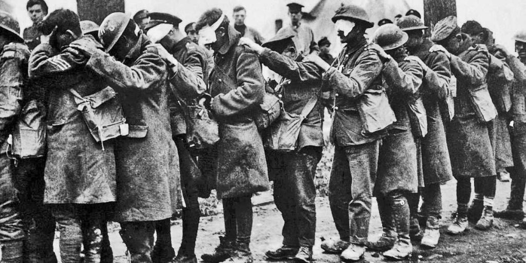 This WWI soldier stayed awake for 40 years after getting shot in the head (businessinsider.com)