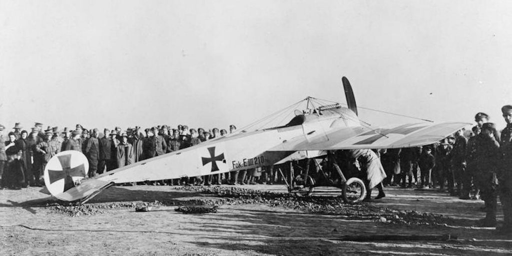 The 8 rules for rookie combat pilots in World War I (businessinsider.com)