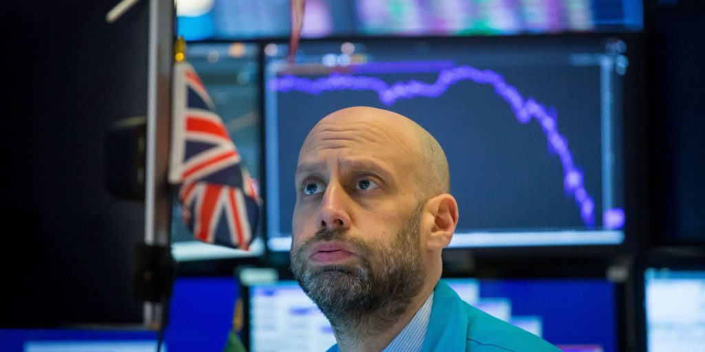 Global stocks tumble, gold slides after the Fed signaled it could hike rates sooner than expected (markets.businessinsider.com)
