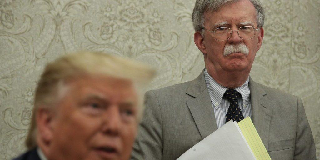The DOJ has closed its criminal investigation into Trump's former national security advisor John Bolton over his explosive book (businessinsider.com)