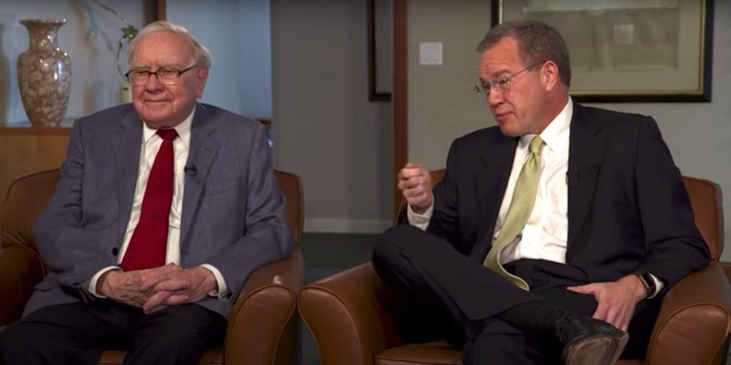 Warren Buffett's deputy grew his retirement account from $70,000 to $264 million in 29 years, ProPublica reports (businessinsider.com)