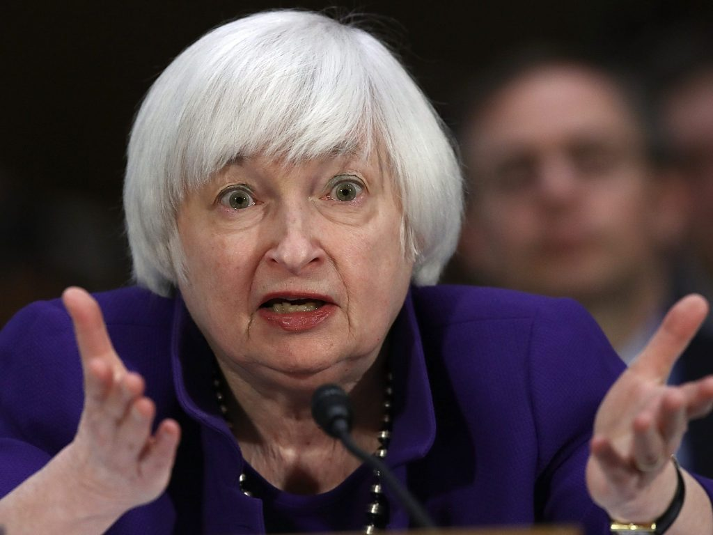4 unhealthy aspects of the current US economy, according to Janet Yellen (businessinsider.com)