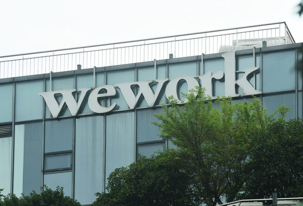 WeWork posted it best sales since its botched 2019 IPO, but its offices are barely half full (businessinsider.com)