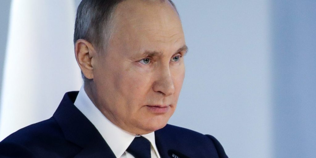 Putin finally confirms he got the Sputnik V COVID-19 vaccine, as Russia struggles to vaccinate people amid spiking cases and deaths (businessinsider.com)