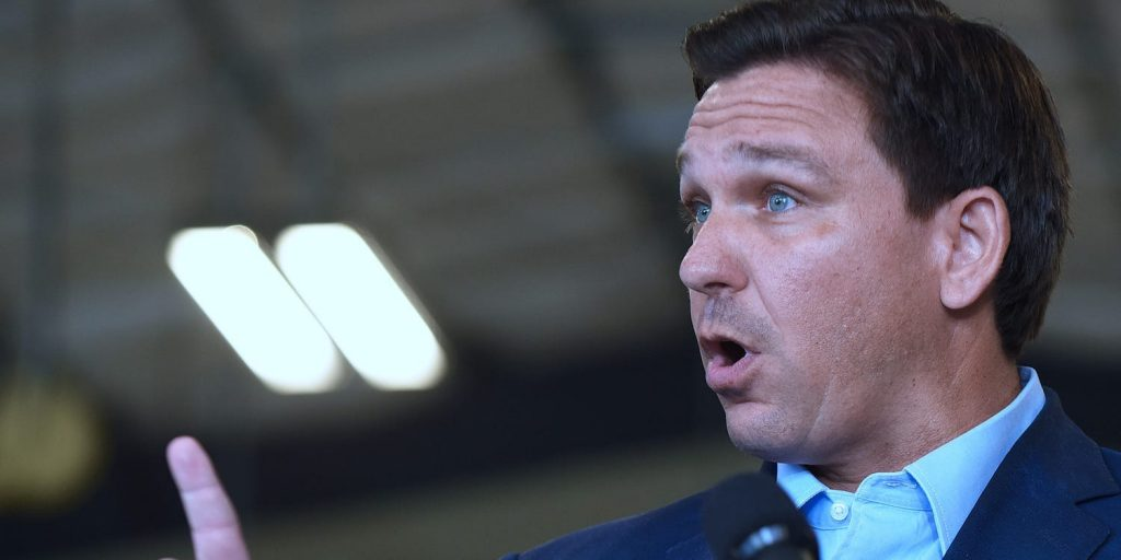 Florida Gov. DeSantis signed a new law mandating a daily moment of silence in schools for students to 'reflect and be able to pray as they see fit' (businessinsider.com)