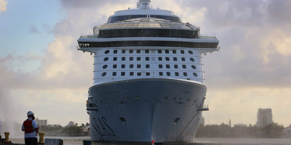 Royal Caribbean postpones cruise after 8 crew members on board test positive for COVID-19 (businessinsider.com)