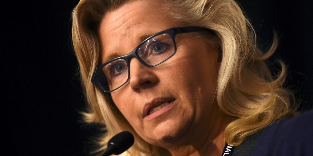 Liz Cheney says it was 'disgusting and despicable' for fellow GOP Rep. Paul Gosar to accuse Capitol Police of 'lying in wait' for Jan. 6 rioter Ashli Babbitt (businessinsider.com)