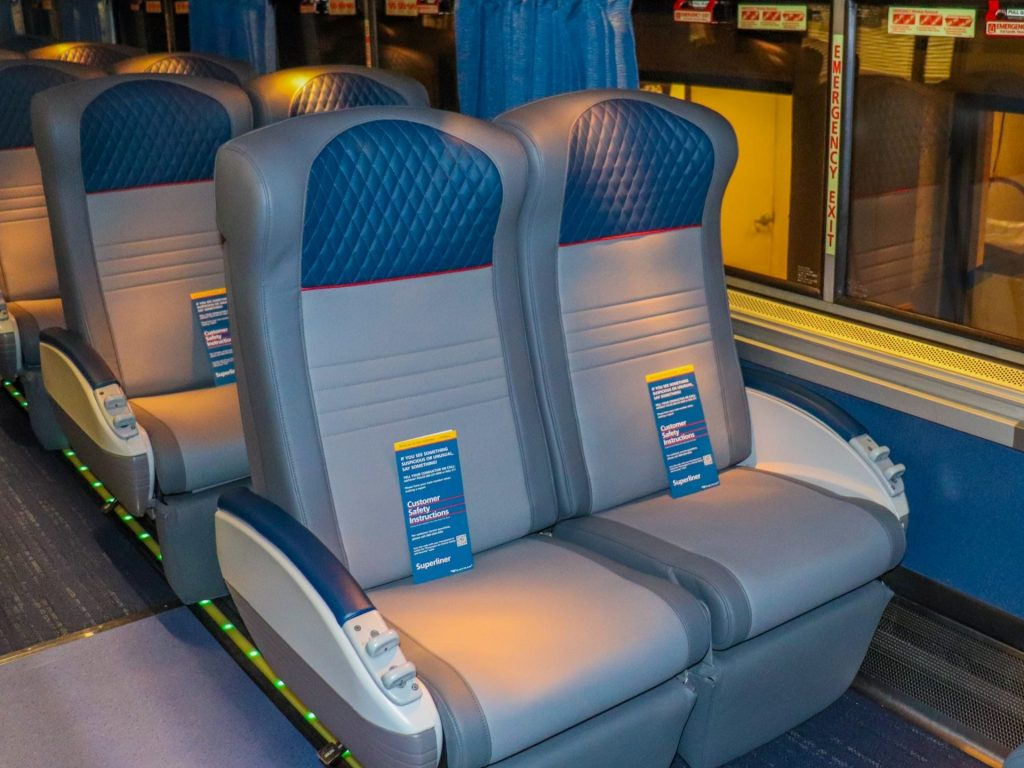 Dawn of the SUPERTRAINS!Amtrak just debuted upgraded long-distance trains that will transform rail travel in America with new seats and rooms – see inside (businessinsider.com)
