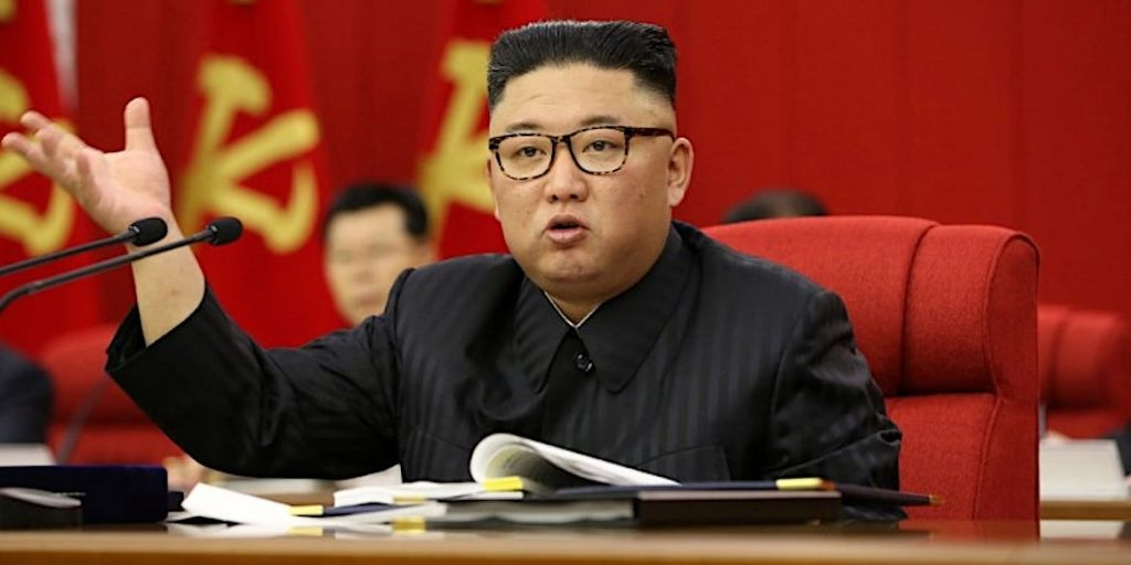 Kim Jong Un told North Korea's government to 'get fully prepared for confrontation' with the US (businessinsider.com)