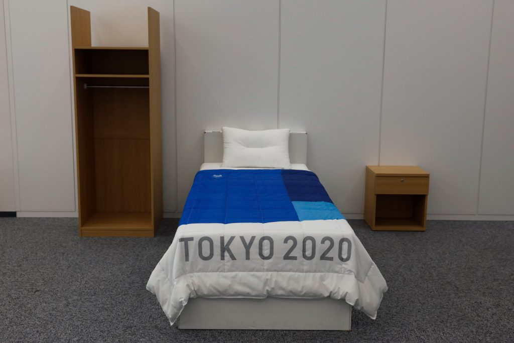 Tokyo Olympic organizers are handing out more than 150,000 condoms to athletes – but also asking recipients not to use them at the Olympic village (businessinsider.com)