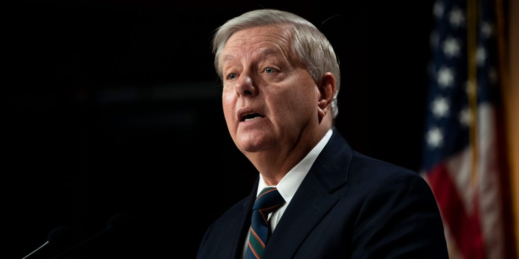 Lindsey Graham calls the Democrats' voting-rights bill 'the biggest power grab' in US history, rejects Manchin compromise proposal (businessinsider.com)