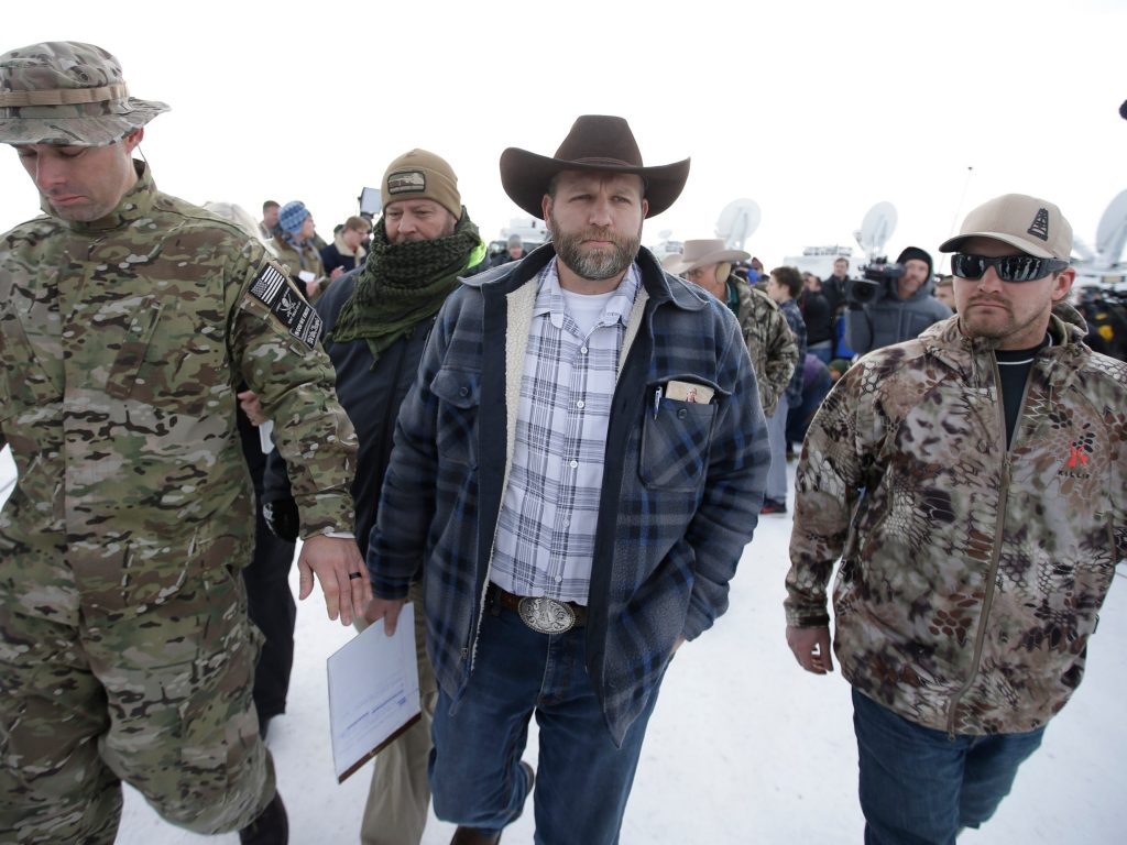 Ammon Bundy, the anti-government militant who led an armed takeover of a US wildlife refuge, is running for governor of Idaho (businessinsider.com)