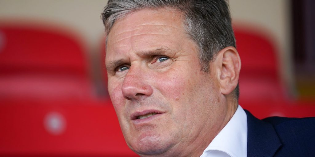 Is Keir Starmer's time as Labour leader about to come to an early end? (businessinsider.com)