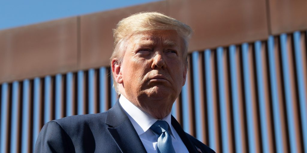Trump will travel to the US-Mexico border with a group of House Republicans next week, per report (businessinsider.com)