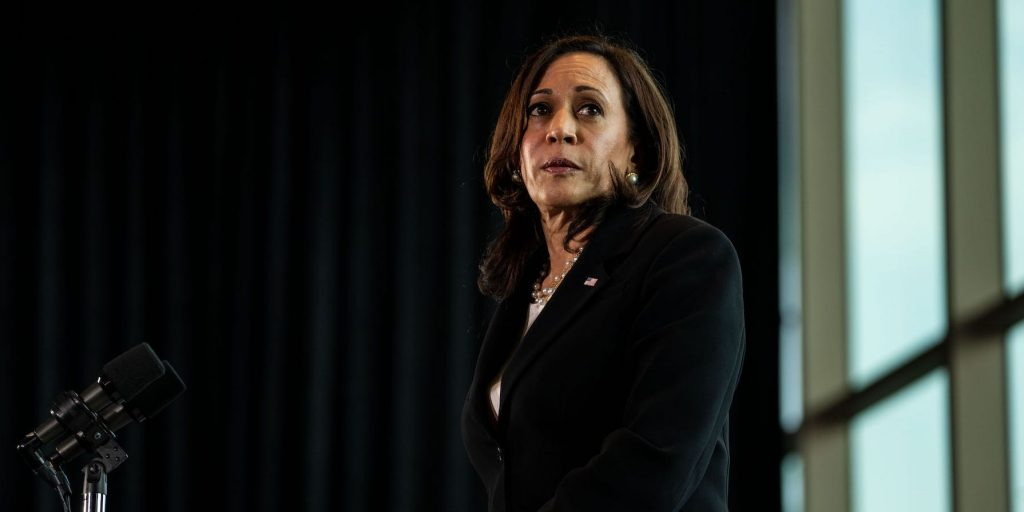 Kamala Harris will travel to the US-Mexico border on Friday, per report (businessinsider.com)