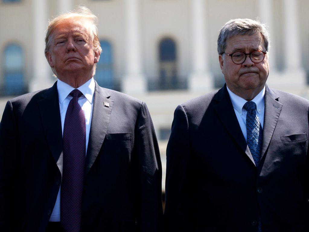 Trump asked Bill Barr 'How the f— could you do this to me?' after he told AP there was no evidence of widespread election fraud, book says (businessinsider.com)
