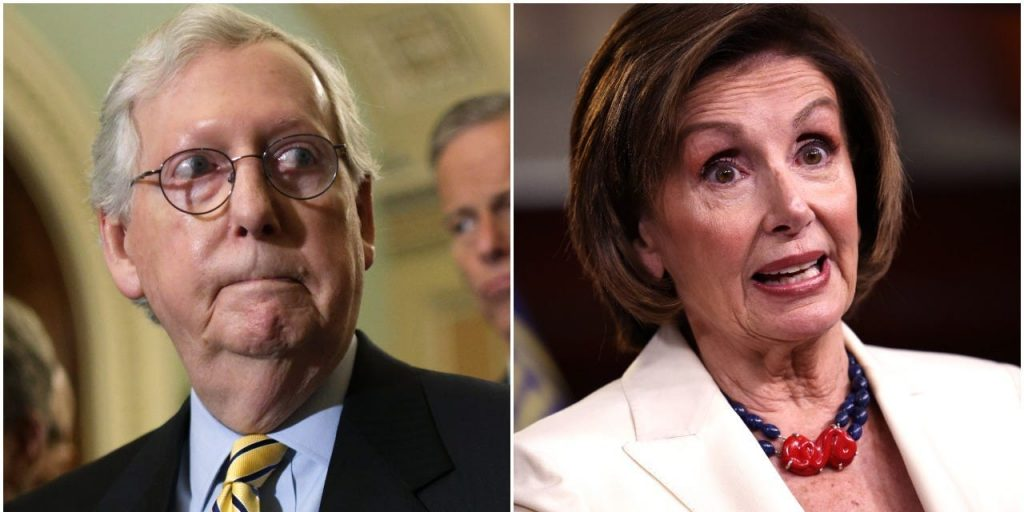 Nancy Pelosi rips McConnell for touting stimulus aid for Kentucky: 'Vote no and take the dough' (businessinsider.com)