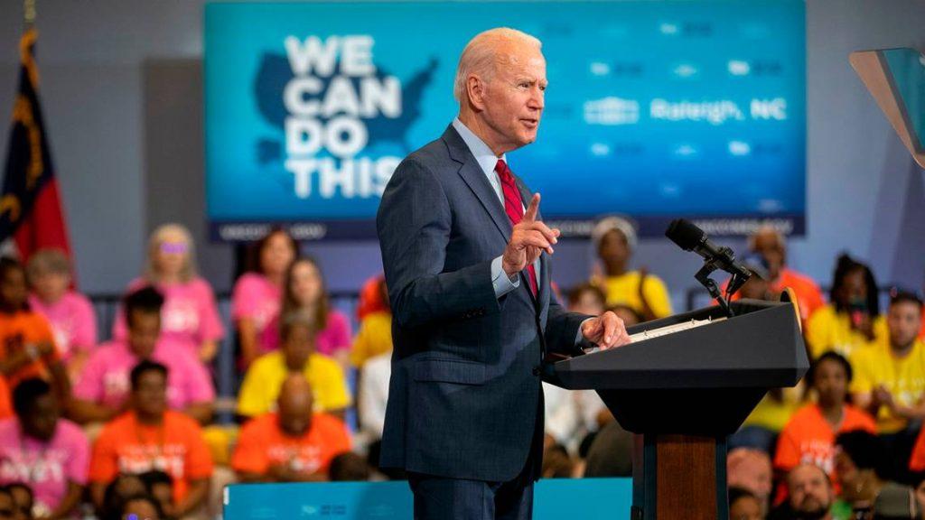Biden Promotes Vaccinations in North Carolina (nytimes.com)