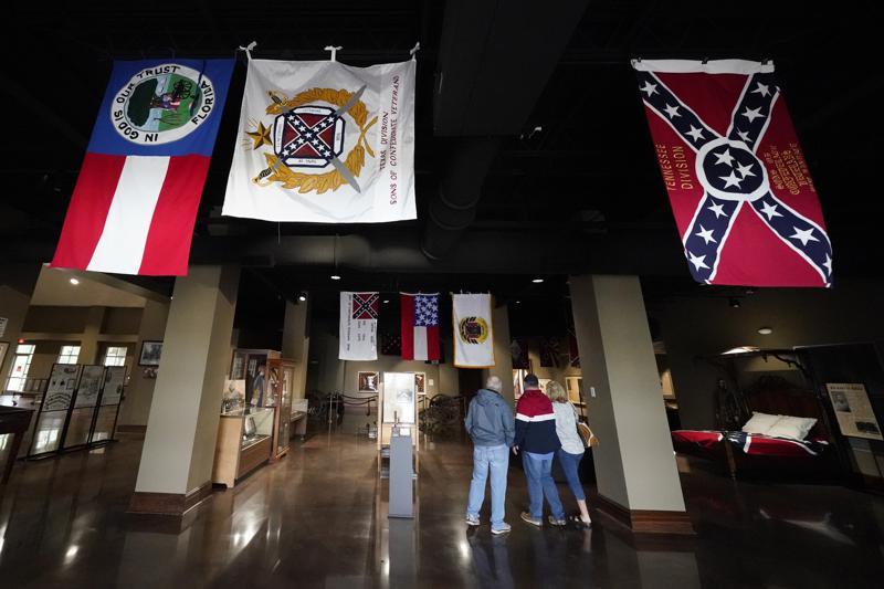 Memphis removes violent, racist Confederate general from its public spaces (apnews.com)