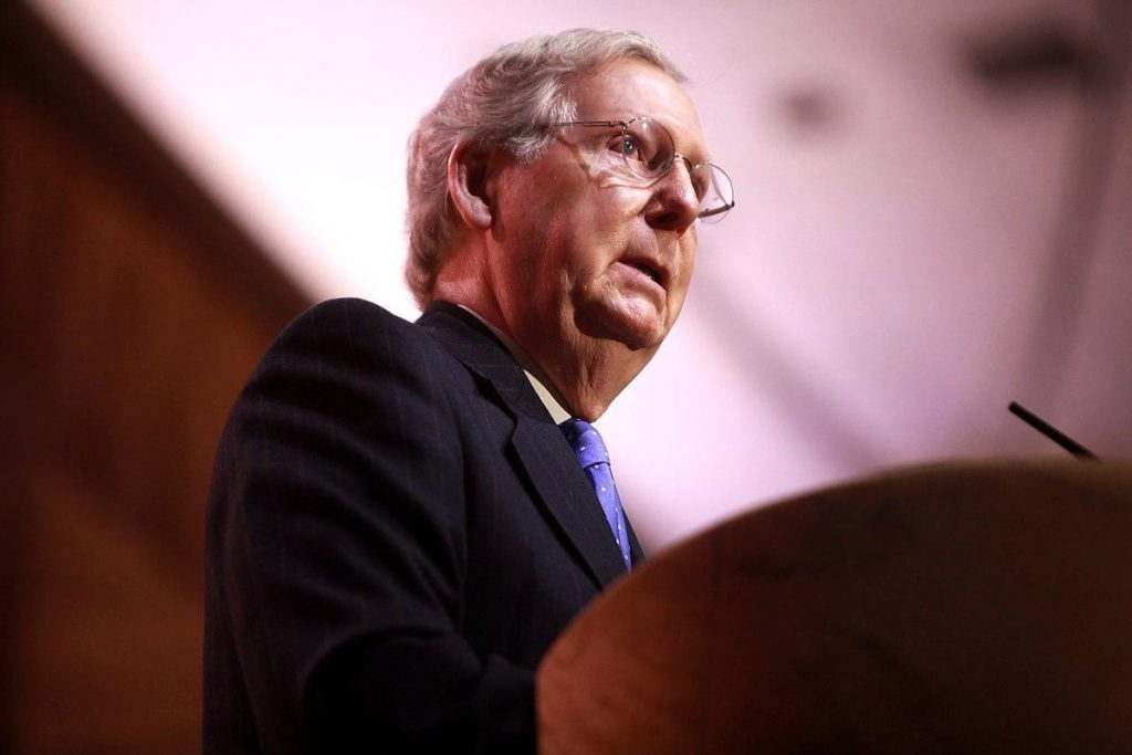 Biden White House video highlights infrastructure nightmare in Mitch McConnell's Kentucky: 'We deserve roads and bridges' (alternet.org)