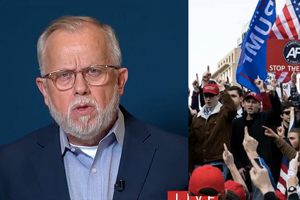 Newly elected Southern Baptist president says the church has an obligation to stop the 'fables' of QAnon (rawstory.com)