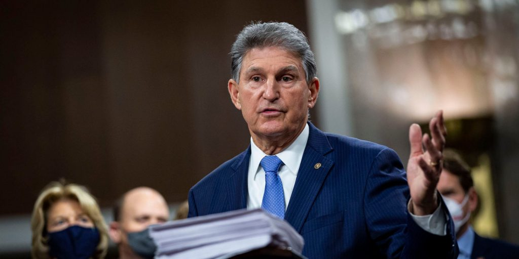 Leaked recordings reveal what Joe Manchin really thinks about the filibuster (salon.com)
