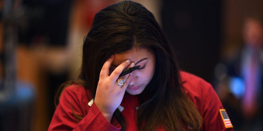 Stock market technicals point to 'near-term turmoil' but not the start of a bear market, says CFRA (markets.businessinsider.com)
