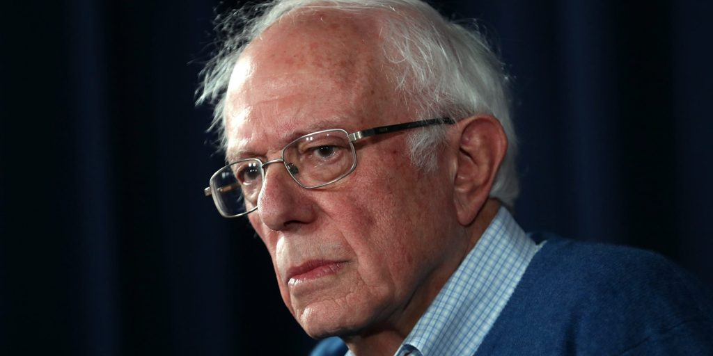 Bernie Sanders said he'd oppose a $3 trillion Democrat-only infrastructure plan since it's 'much too low,' potentially setting up spending showdown with Manchin (businessinsider.com)