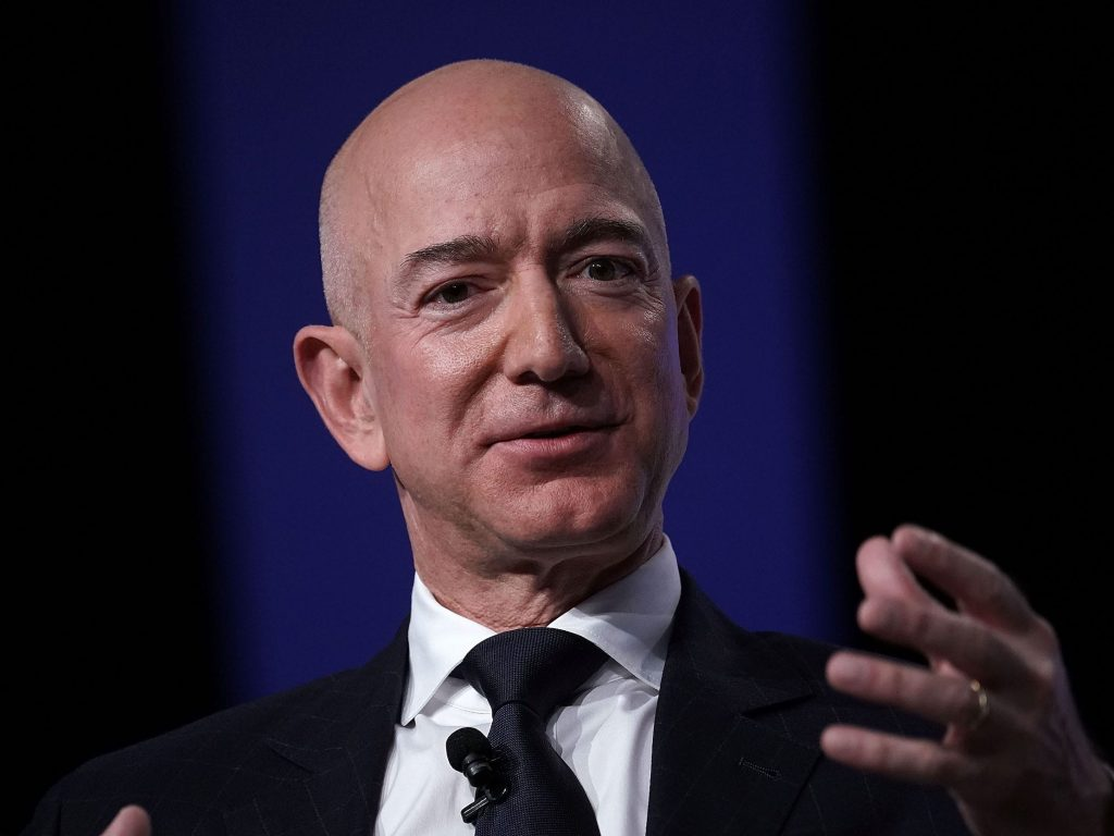 Jeff Bezos shares his best advice for anyone starting a business based on his experience founding Amazon 26 years ago (businessinsider.com)