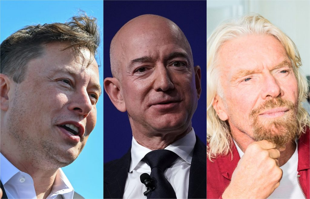 What will space tourists get when they fly with SpaceX, Blue Origin, and Virgin Galactic? Spacesuits, sleeping bags … and Jeff Bezos (businessinsider.com)