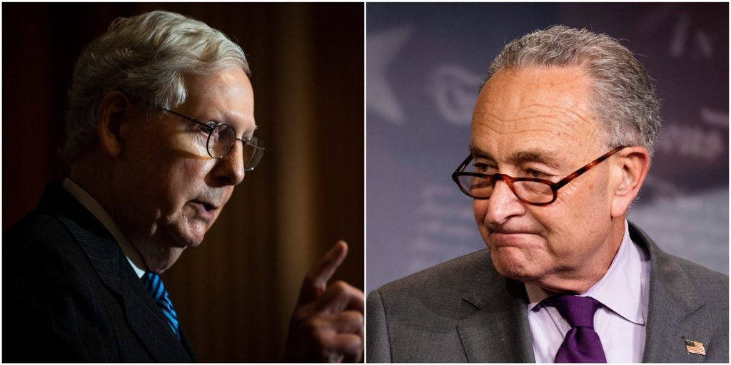 How Republicans out of power are trying to dictate policy to Democrats (businessinsider.com)