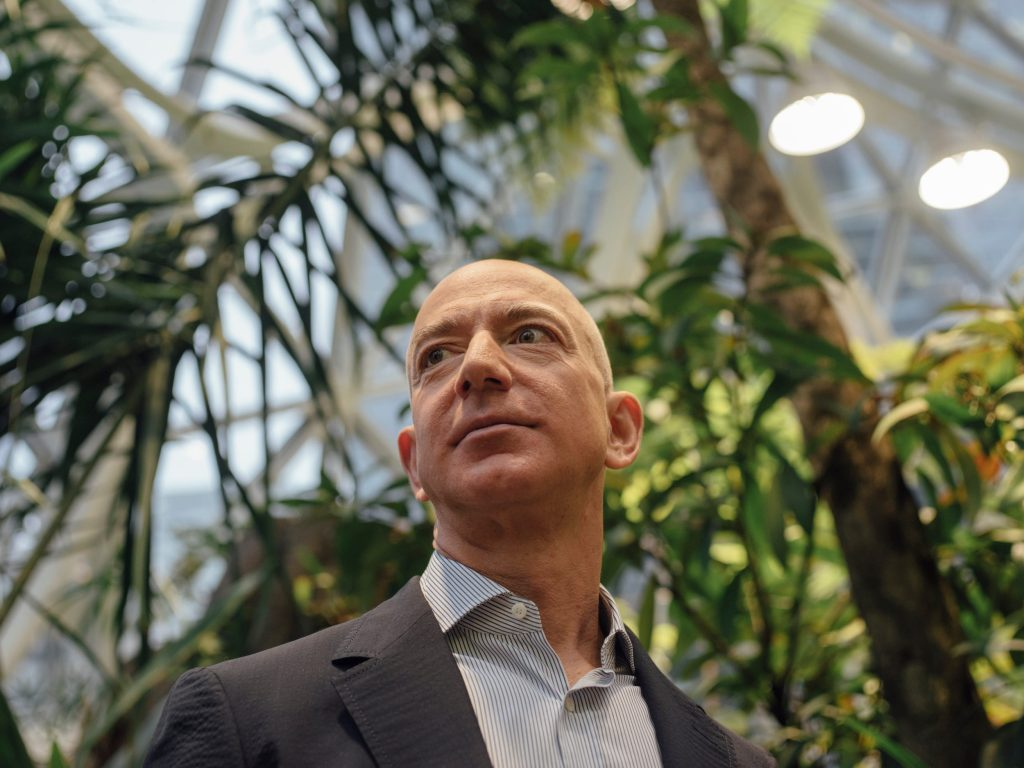 Jeff Bezos is about to step down as Amazon CEO. Here's how he built Amazon into a $1.7 trillion company and became the world's richest person. (businessinsider.com)