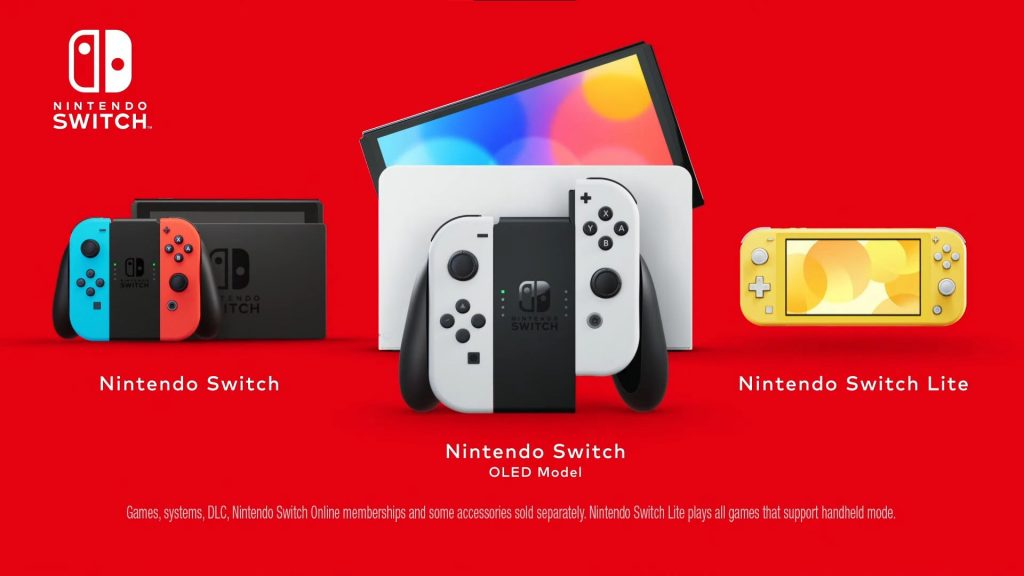 Nintendo just unveiled a new $350 Nintendo Switch model featuring a larger OLED screen (businessinsider.com)