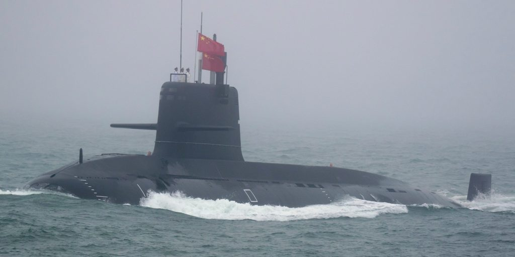 Changes to the ocean around Taiwan may mean China has to change its submarine warfare plans (businessinsider.com)