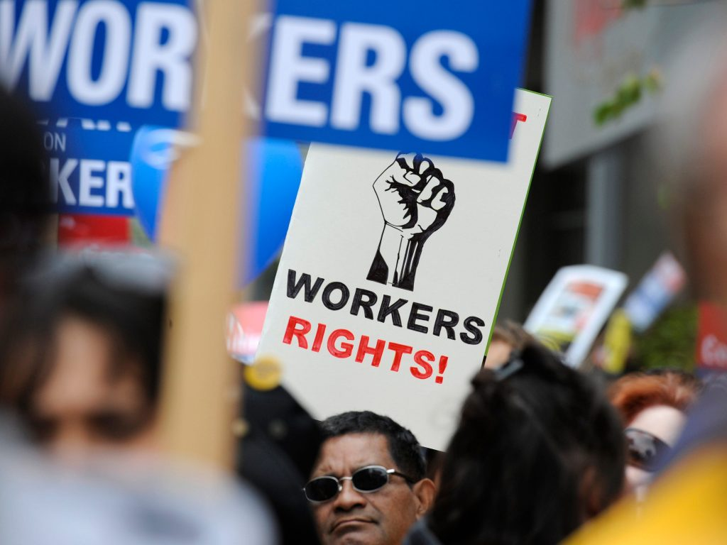 New research shows that labor unions can help reduce the risk of poverty (businessinsider.com)