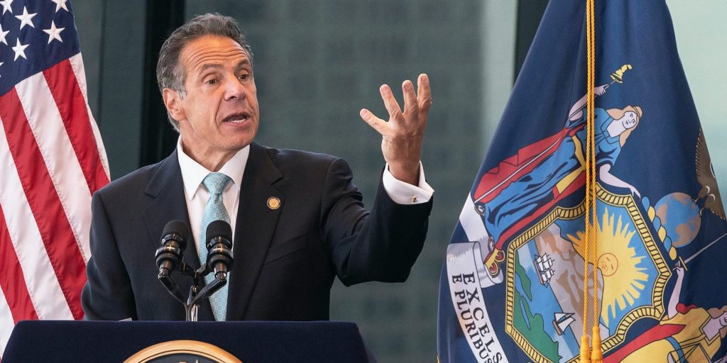 New York Gov. Andrew Cuomo announces 'disaster emergency' and 'border war' on gun violence (businessinsider.com)