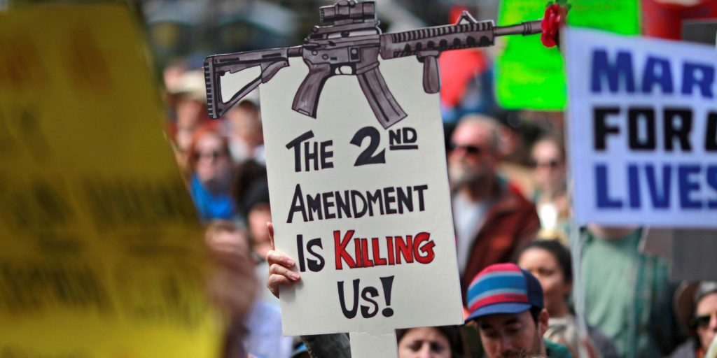Tucson to shirk Arizona's 'Second Amendment sanctuary' law in ongoing gun rights battle (businessinsider.com)