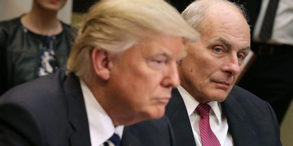 Trump said 'Hitler did a lot of good things,' horrifying his then-chief of staff John Kelly, book says (businessinsider.com)