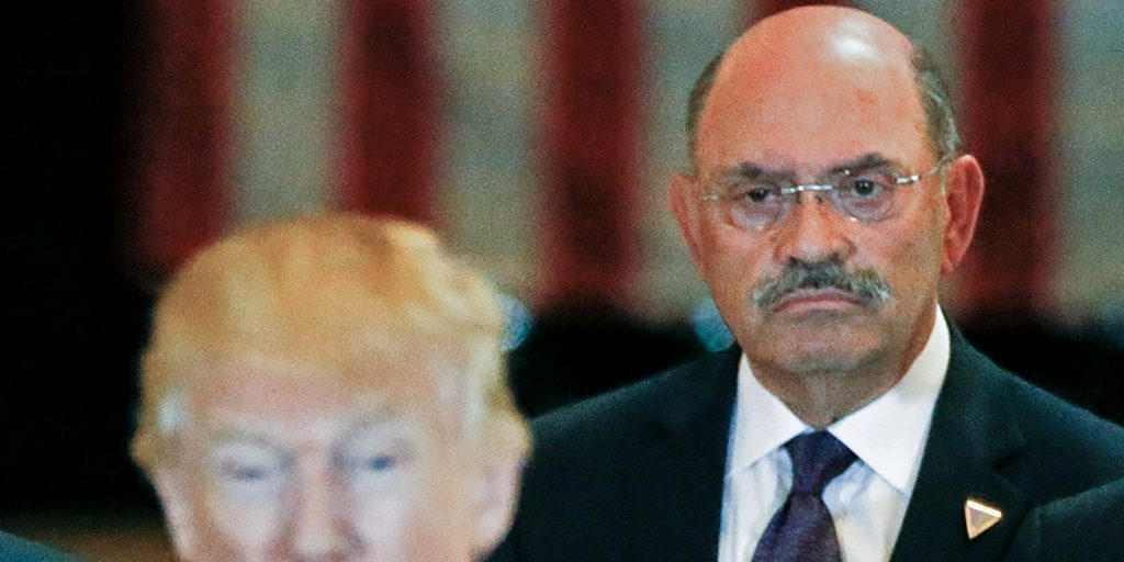 Trump Organization CFO Allen Weisselberg has been terminated as the director of one of Trump's golf courses in Scotland (businessinsider.com)